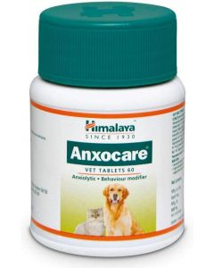 Himalaya Anxocare Vet Tablet (60 Tablets)