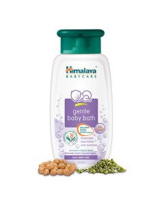 Himalaya Gentle Baby Bath 100 Ml