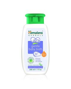 Himalaya Gentle Baby Bath Liquid 200ml