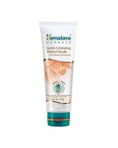 Himalaya Gentle Exfoliating Walnut Scrub Cream 100gm