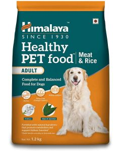 Himalaya Healthy Pet Food - Adult Meat Rice 1.2 kg