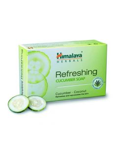 Himalaya Refreshing Cucumber Soap 125 Gm