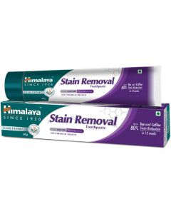 Himalaya Toothpaste Stain Removal 80gm