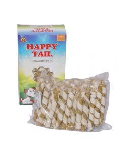 Happy Tail Chicken Spiral Chewsticks (900G)