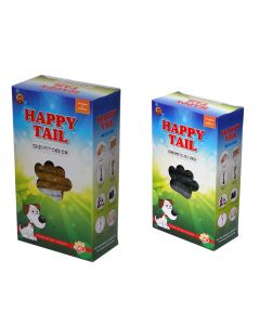 Happy Tail Premium Chicken (900G) And Veg (900G) Flavor Chewsticks