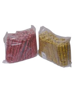 Happy Tail Premium Mutton (900G) And Chicken Chewsticks (900G)