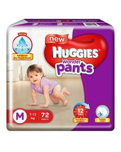 Huggies Wonder Pants Medium Size Pant Style Diapers 72Pieces