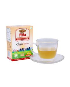 Gokul Pitta Tea,| Digestive Tea | Pitta Balancing Tea | Ayurveda Pitta Tea (30 Grams x Pack of 3, 20 Enveloped Infusions Per Pack)