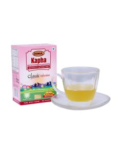 Gokul - Kapha Dosha Balancing Tea | lubricates Joints |Maintains Immunity | Relief in cold & cough | CAFFEINE FREE(30 Grams x Pack of 3, 20 Enveloped Infusions Per Pack)