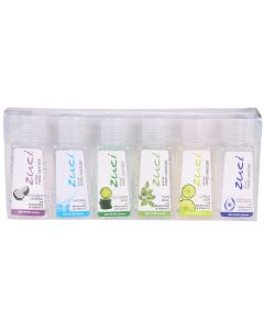 Zuci Natural Hand Sanitizer Gift Set 180ml (Pack of 6)