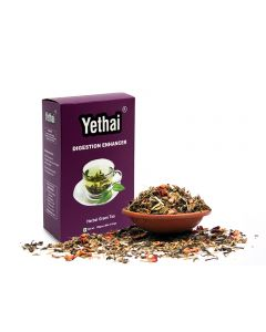 Yethai Digestion Enhancer Herbal Green Tea - 100 gm
