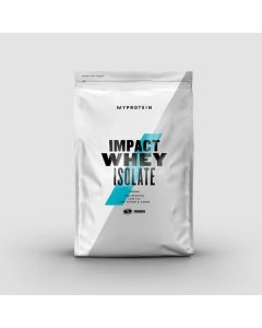 Myprotein Impact Whey Isolate,  5.5 lb  Chocolate Brownie