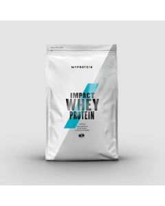 Myprotein Impact Whey Protein,  5.5 lb  Chocolate Brownie