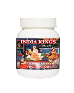 India Kings Power Prash 200 Gram Bottle