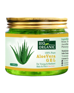 Indus Valley AloeVera Gel - 400 ml