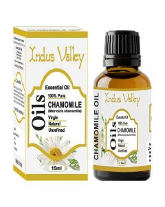 Indus Valley Chamomile Essential Oil - 15ml
