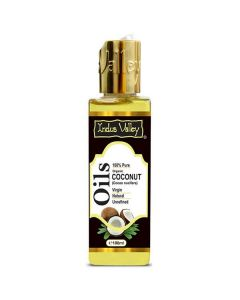 Indus Valley Coconut Carrier Oil - 100ml