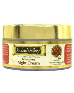 Indus Valley Night Cream - 50ml
