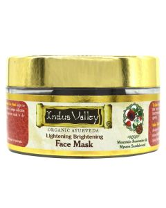 Indus Valley Rose Face Mask - 50ml