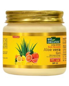 Indus Valley Sun Guard Aloe Vera Gel - 175 ml