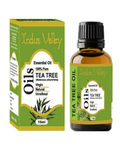 Indus Valley Tea Tree Essential Oil - 15ml