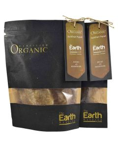 The Earth Reserve Organic Jackfruit Papad (Pack of 2) 20 nos