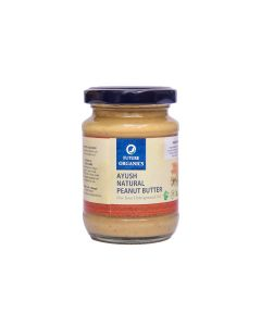 Future Organics Peanut Butter Natural - 160 gm