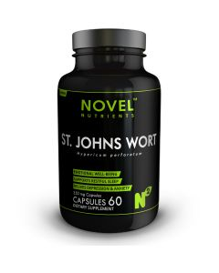 ST. JOHNS WORTS 350 MG CAPSULES - STRESS MANAGEMENT