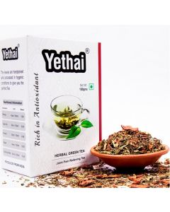 Yethai Joint Pain Reliever Herbal Green Tea - 100 gm
