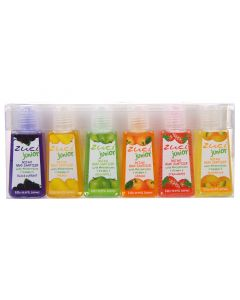 Zuci Junior Hand Sanitizer Gift Set 180ml ( 6 Pack)