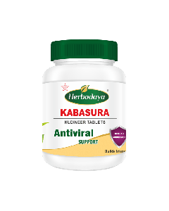 Herbodaya Kabasura Kudineer (Antiviral Support) Tablets 250mg - 60 Tablets