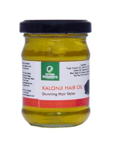 Future Organics Kalonji Hair Oil - 100 ml