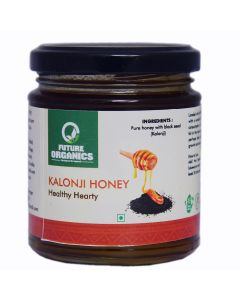 Future Organics Kalonji Honey - 250 gm