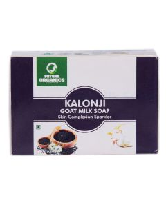 Future Organics Kalonji Soap - 100 gm