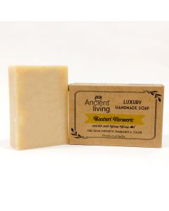Kasthuri Tumeric Luxury Handmade Soap 100gm