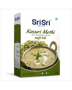 Sri Sri Tattva Kasuri Methi - 25gm