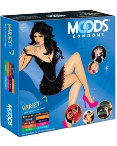 Moods Variety Pack Condom (16S)