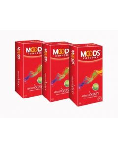 Moods Absolute Xtasy Condom (Set of 3, 36S)
