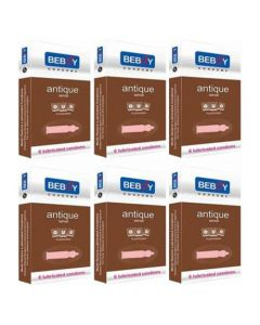 Beboy 6 Oud Condom (Set of 6, 36S)