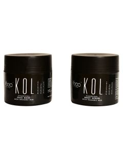 KOL by Keeo Activated Charcoal Range Combo (Body wash + Face Wash + Scrub + Face Pack)