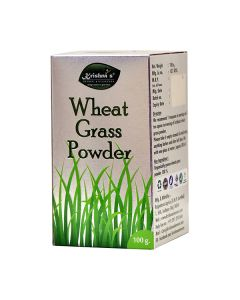 Krishna's Wheatgrass Powder  Nature's Finest Medicine 400 gm