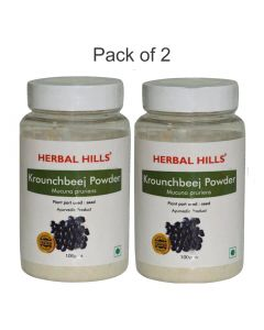 Krounchbeej Powder - 100 gms - Pack of 2