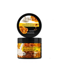 Larel Body butter MILK AND HONEY - 300ml