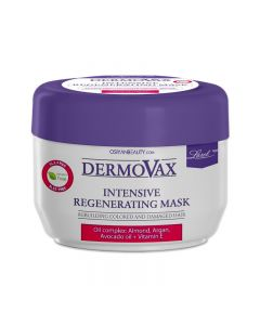 Larel Dermovax Intensiv Regenerating Mask Reenerating For colored and damaged hair - 300 ml