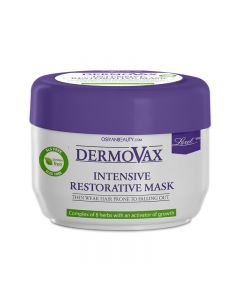 Larel Dermovax Intensive Restorative hair mask made for thin weak hair prone to falling out