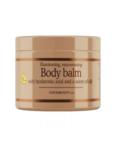 Larel Rejuvenating Body Balm with hyalronic acid and a scent of silk - 300 ml