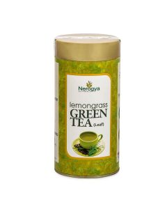 Nerogya Naturals Lemongrass Green Tea - 100g