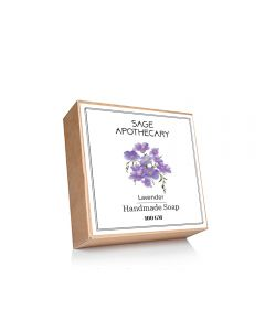 Sage Apothecary Lavender Soap - 100 gm