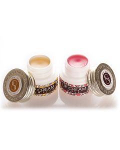 Sonaturals Lip Balm Rose and Vanilla Combo