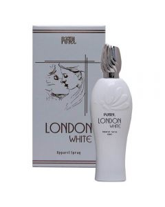 Patel Perfumes London White 60 Ml Apparel Unisex Perfume Long Lasting (For Men & Women)